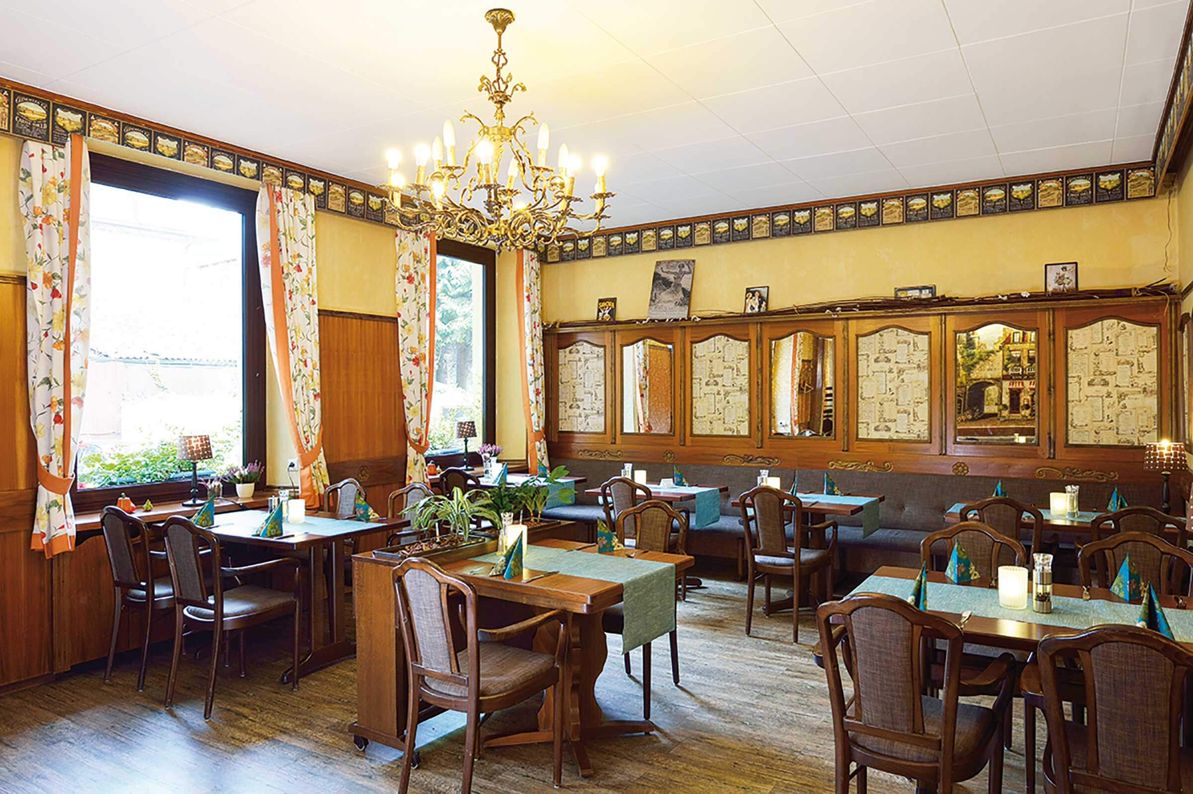 Restaurant Hotel Doesch Bad Kissingen
