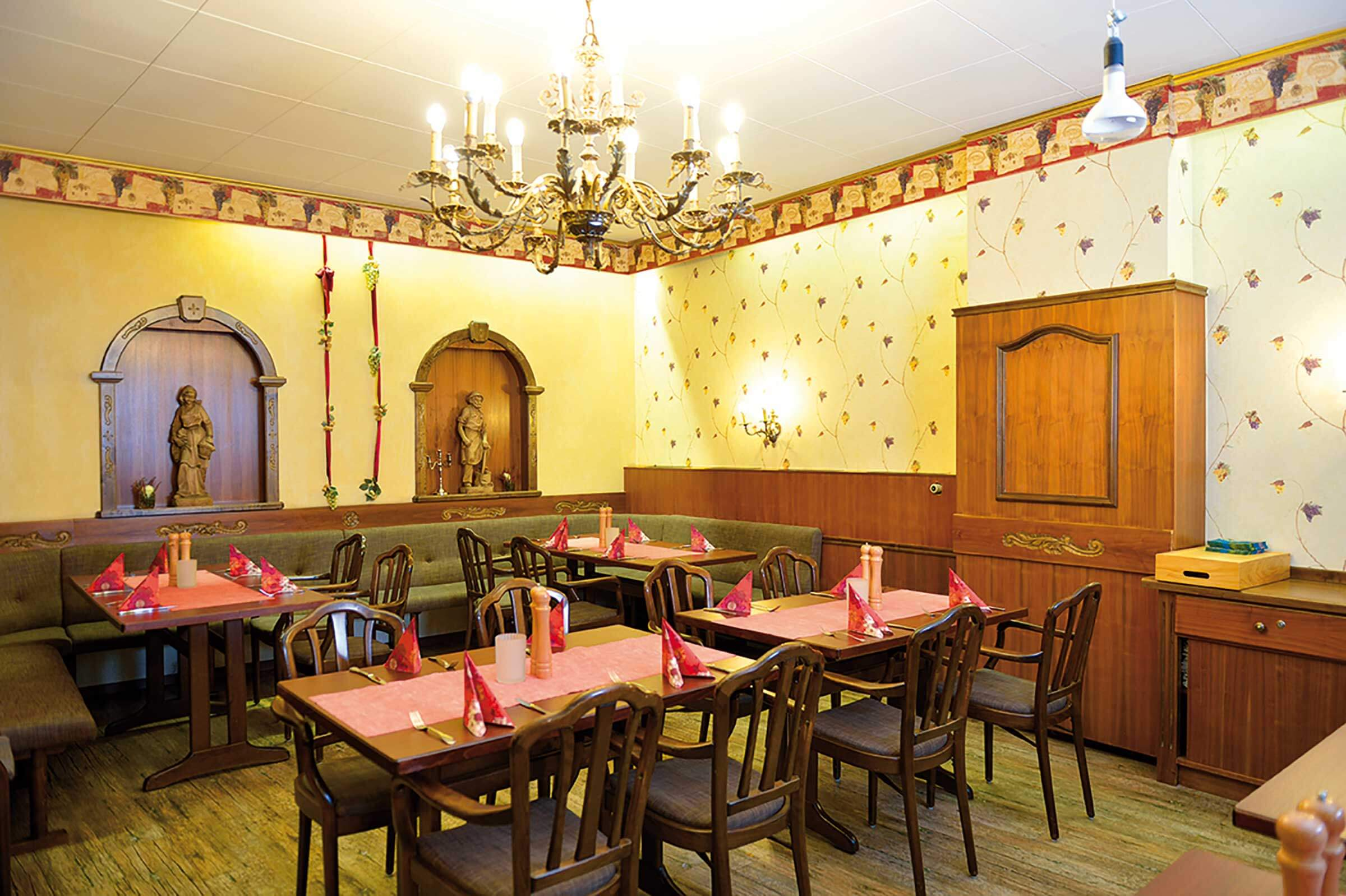 Restaurant Bayerischer Hof Bad Kissingen